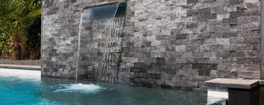 дворовой водопад Евпатория